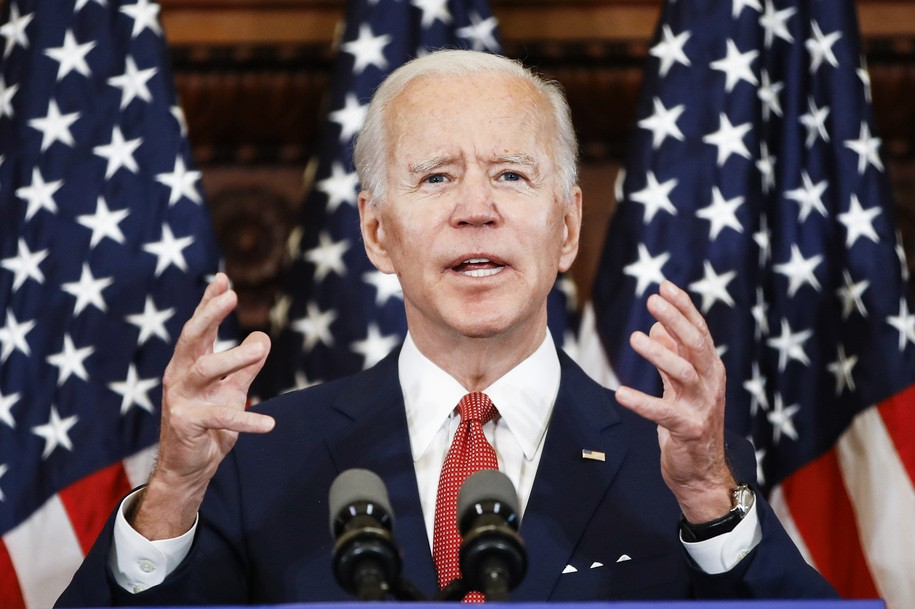 Biden says it's 'a battle for the soul of the nation,' while Trump's America has no soul