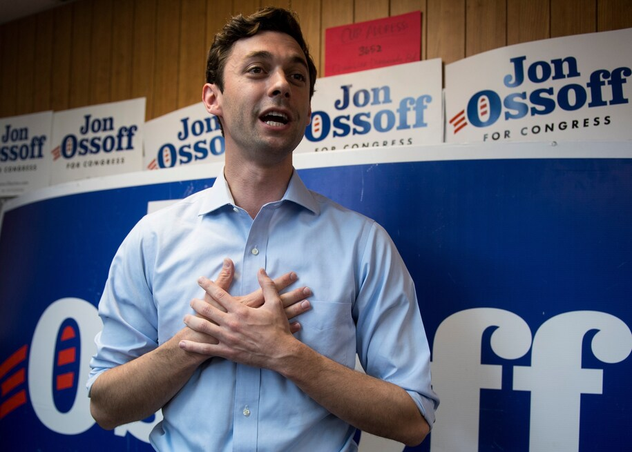 GA-Sen A: New Poll Shows Jon Ossoff (D) Within Striking Distance Of Winning Next Week's Primary
