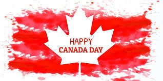Canada day logo generic