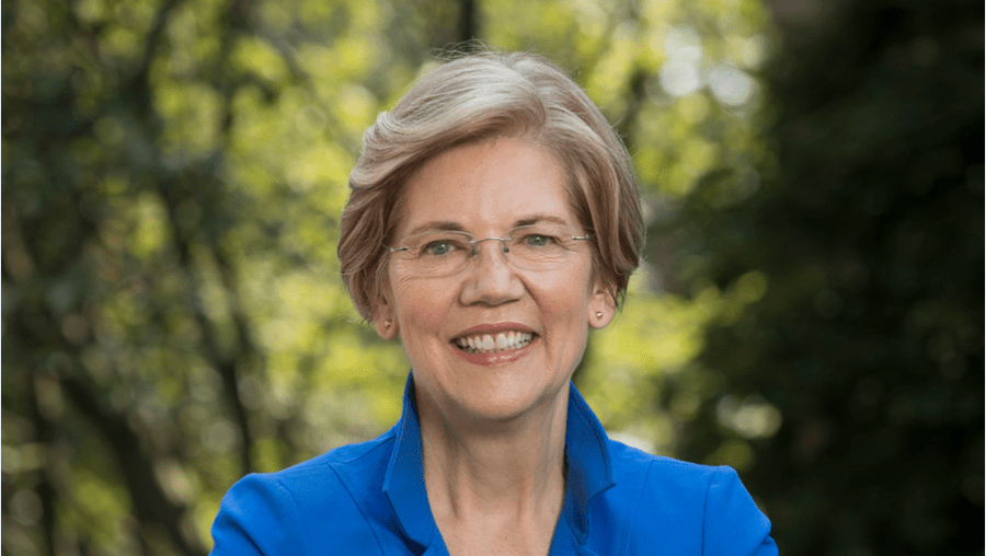 Sen. Elizabeth Warren (D. MA) Raises Money For Democratic State Parties In NV, PA, FL & AZ