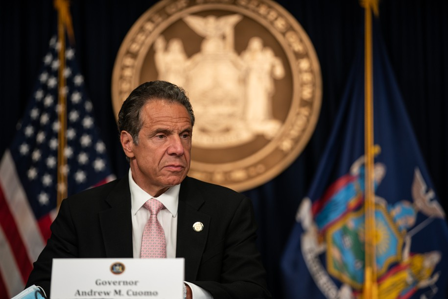 New York's top legislative leaders call on Andrew Cuomo to resign