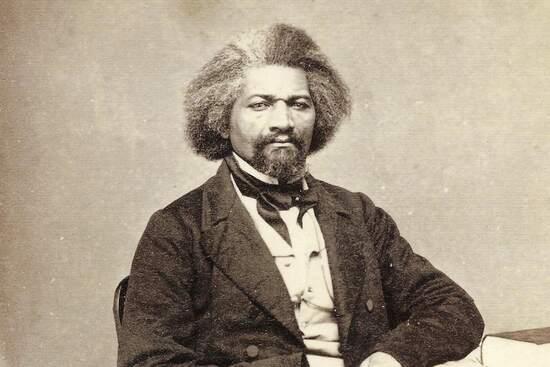 Frederick Douglass, 1870s