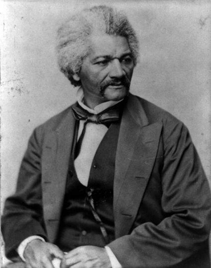 Frederick Douglass, c. 1870