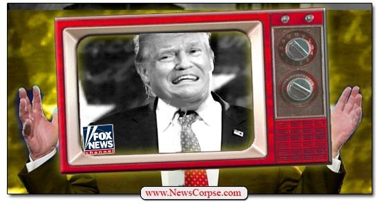 PRESIDENT SNOWFLAKE: For 4 Years Trump Rarely Strayed From His Fox News Safe Place