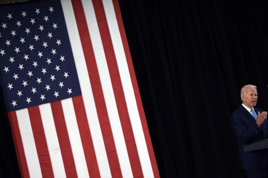 Biden says he`ll reverse decimation of U.S....