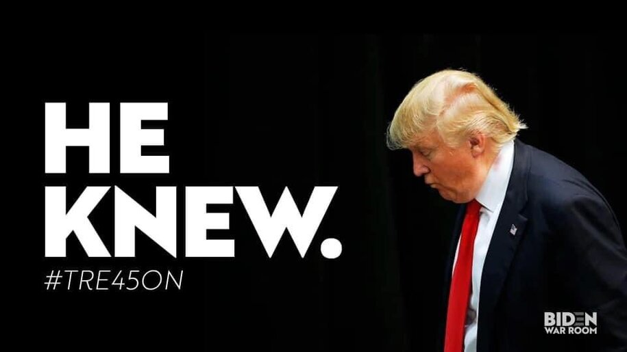 pretty much business as usual: #TrumpKnewAndDidNothing