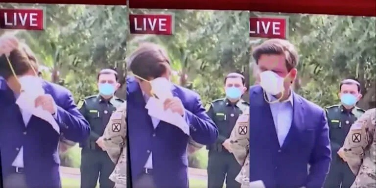 Crazy/Stupid Republican of the Day: Ron DeSantis- 2020 Update