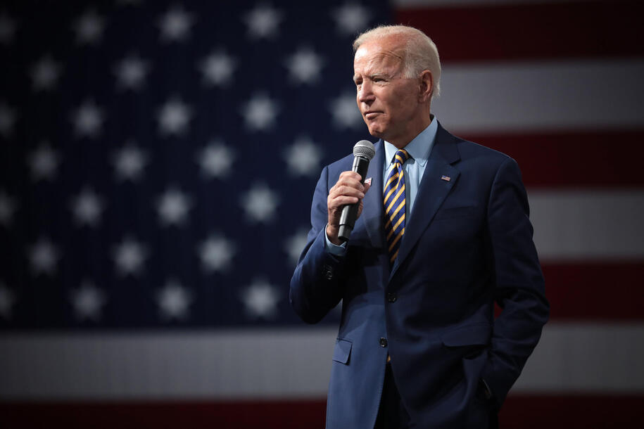 """Biden: Time to """"put the end to the era of shareholder capitalism""""!"""