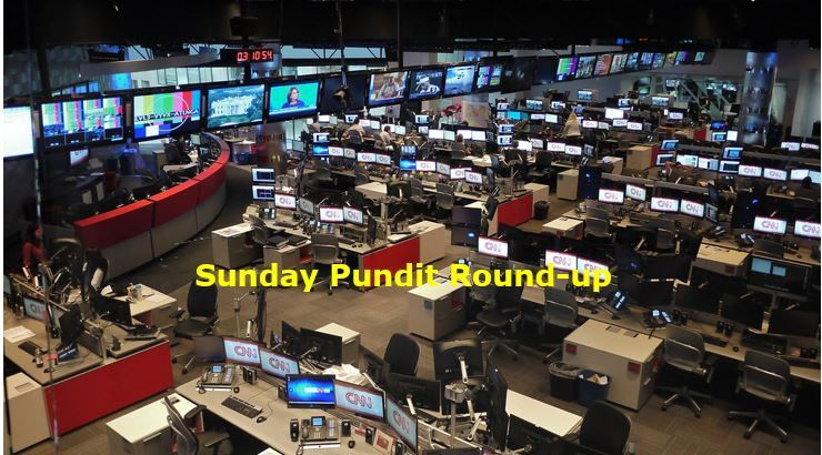 Sunday Pundit Round-up: In Front of Us