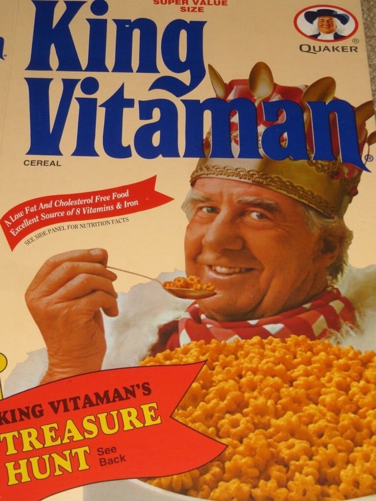 What was your favorite cereal, when you were a child?