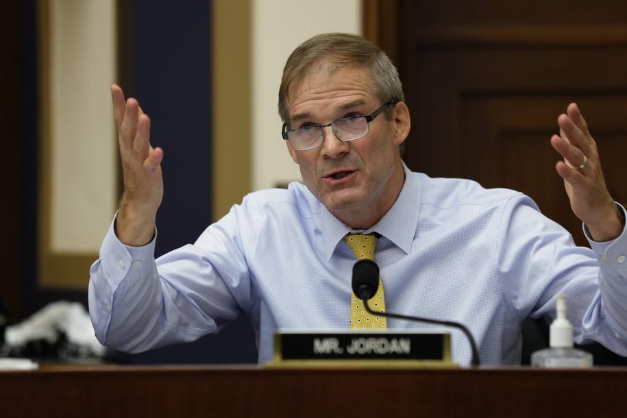 Far-right extremist Jim Jordan won't close the door on a potential Senate bid in Ohio