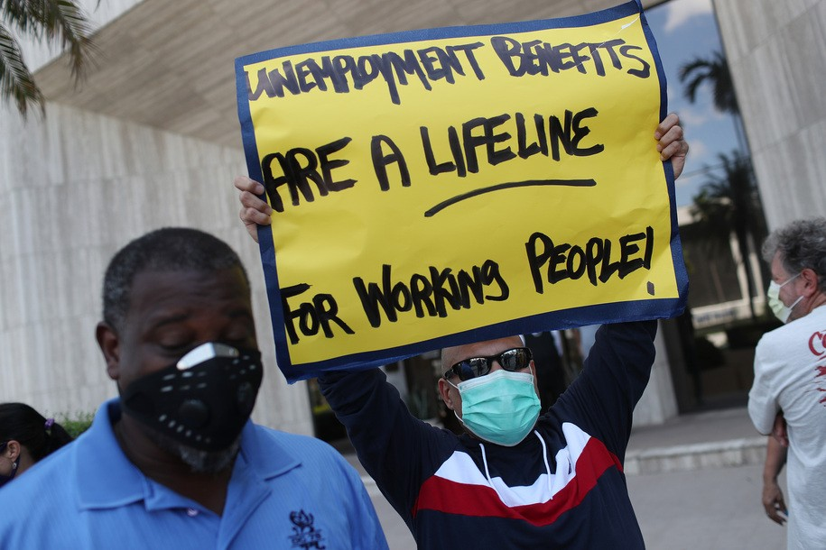 Black workers are hurt most as Congress doesn't extend unemployment, this week in the war on workers
