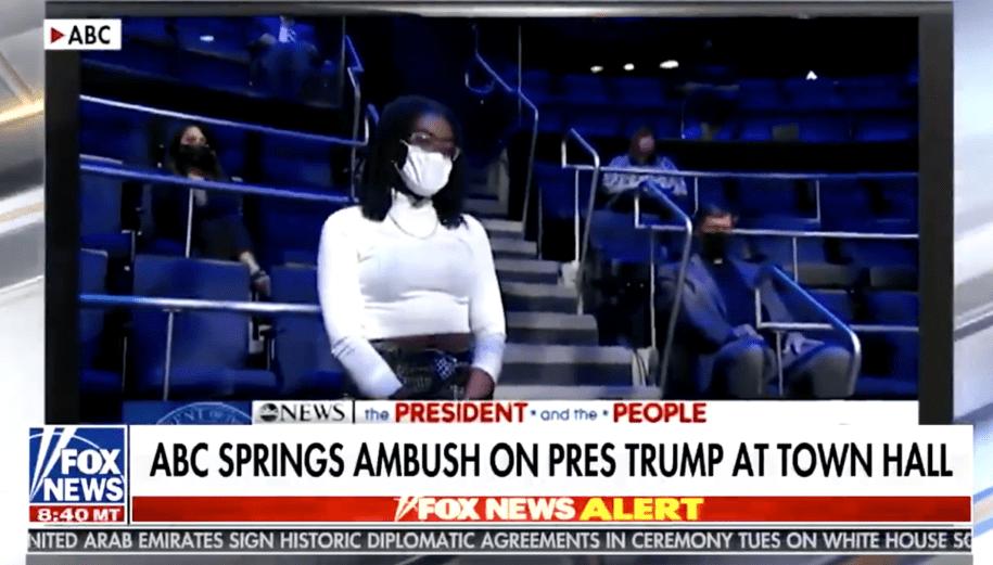 Fox News absurdly calls Trump's ABC Town Hall an 'ambush'