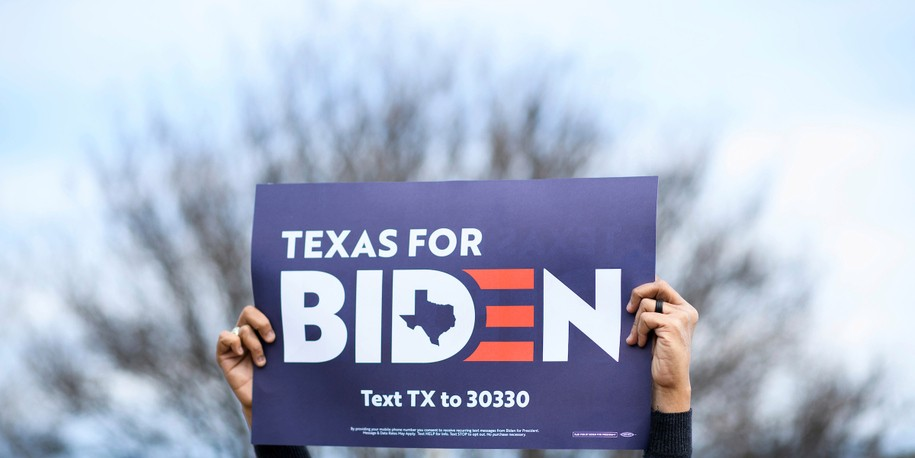 Houston Chronicle Reports Texas Adds More Than 1.5 Million Voters Going Into 2020 Election