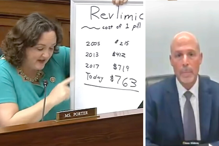 Banksters win: Katie Porter excluded from the Financial Services Committee