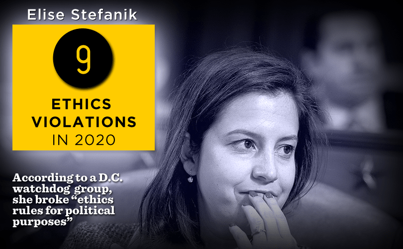 NY-21: Rep. Elise Stefanik Was Cited With Nine Fundraising ...