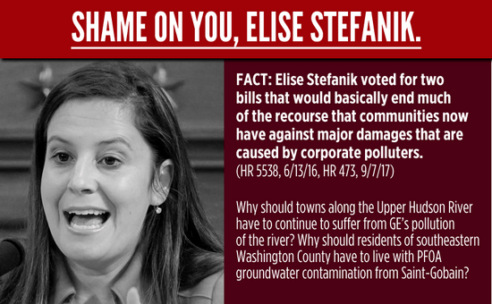 NY-21: Rep. Stefanik & Other Area GOP Politicians Show A ...