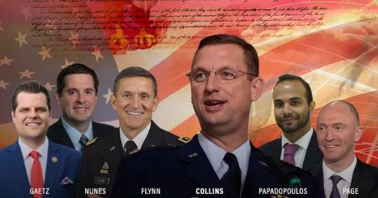 "GOP Rep and Military Chaplain Doug Collins Blames ""Vendor"" for Regulation-Violating Campaign Ads"