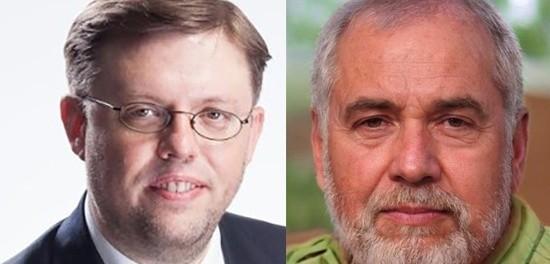 Economics blogger Christopher Balding vs fake Swiss analyst Marten Aspen