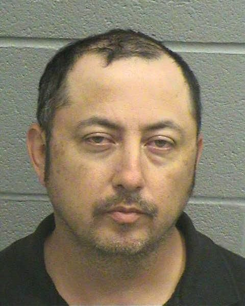 Eleazar Cisneros, the Texas MAGA who tailgated the Biden bus, and slammed into the SUV, is a Felon