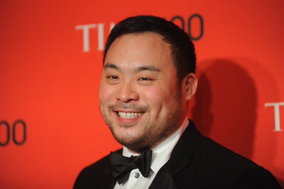 NEW YORK, NY - APRIL 24:  Chef David Chang attends the TIME 100 Gala celebrating TIME'S 100 Most Influential People In The World at Jazz at Lincoln Center on April 24, 2012 in New York City.  (Photo by Fernando Leon/Getty Images for TIME)