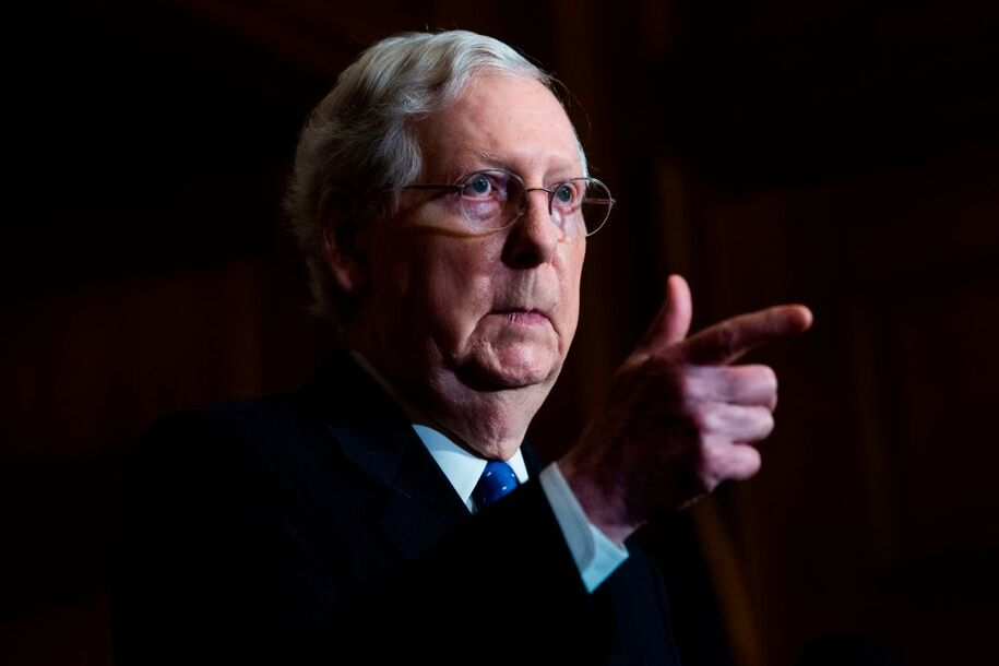 McConnell watches own constituents suffer and does nothing. We have to take his majority away