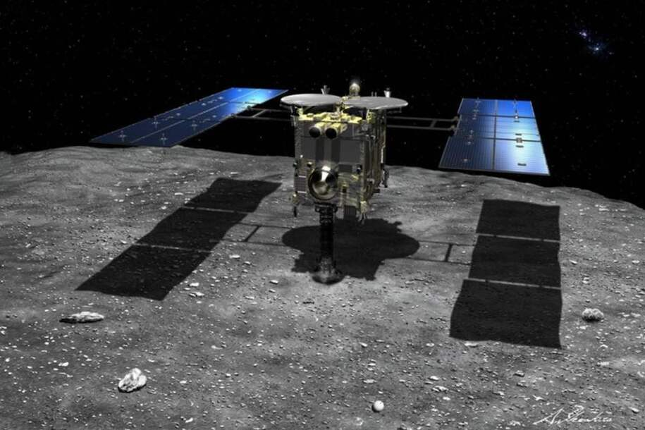 """We found the capsule!"" says JAXA. Asteroid samples have returned to Earth"