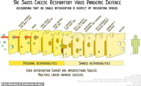 swiss cheese defense strategy