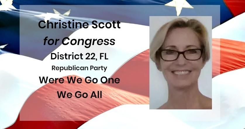 Crazy/Stupid Republican of the Day: Christine Scott