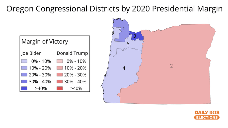 This Oregon Home district was the tightest within the 2016 presidential race, however not this time