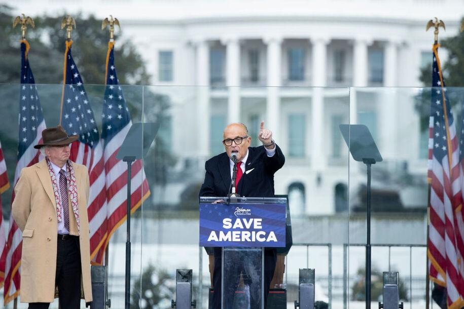 News Roundup: Mitch's next federal shutdown; Giuliani's deadly hoax; Abbott's weirdest stunt yet