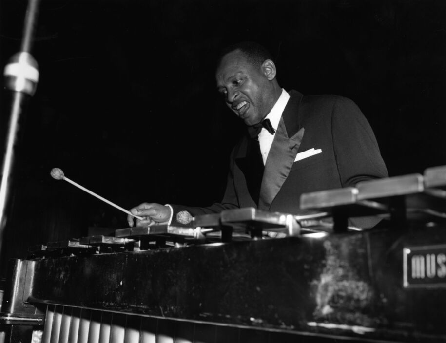 Lionel 'Hamp' Hampton spiced up jazz with good vibes