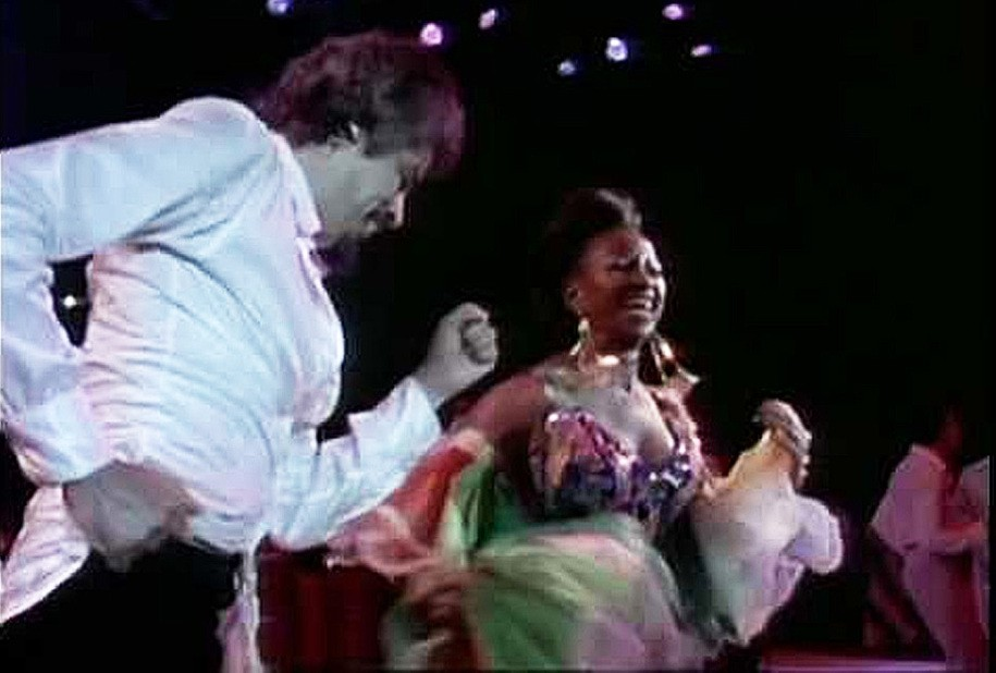 A salute to salsa, soul, and the late great Johnny Pacheco for Black History Month
