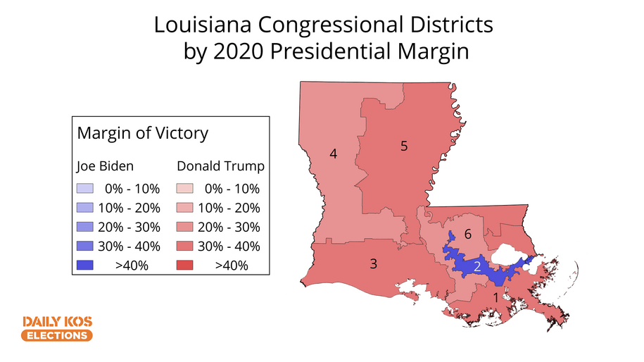 Our new data confirms two Louisiana House seats shouldn't flip in upcoming special elections