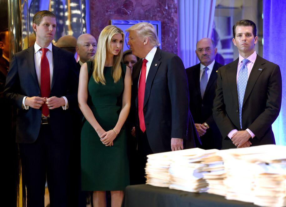 Trump Investigations - cover