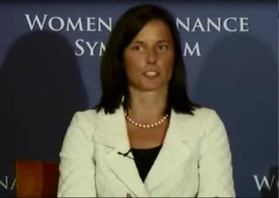 NASDAQ CEO Adena Friedman