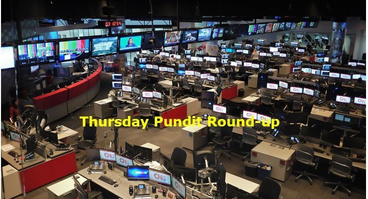 Thursday Pundit Round-up: Infrastructure Week (For Realz This Time!)