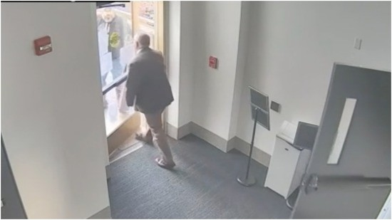Rep. Mike Nearman was caught on surveillance letting rioters in the State Capitol on December 21.