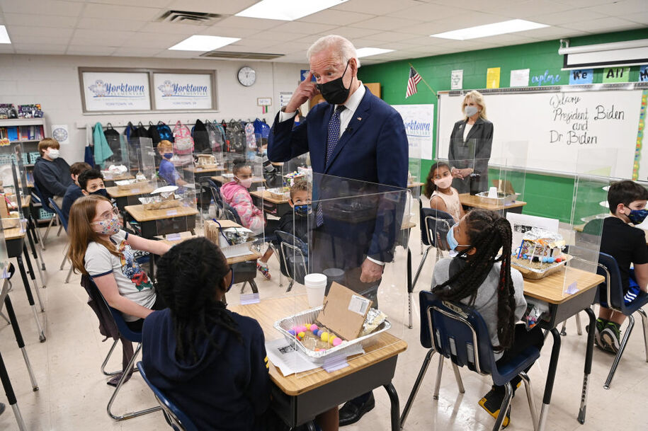 Universal pre-K is broadly popular with room to grow. Democrats should hammer it at every turn