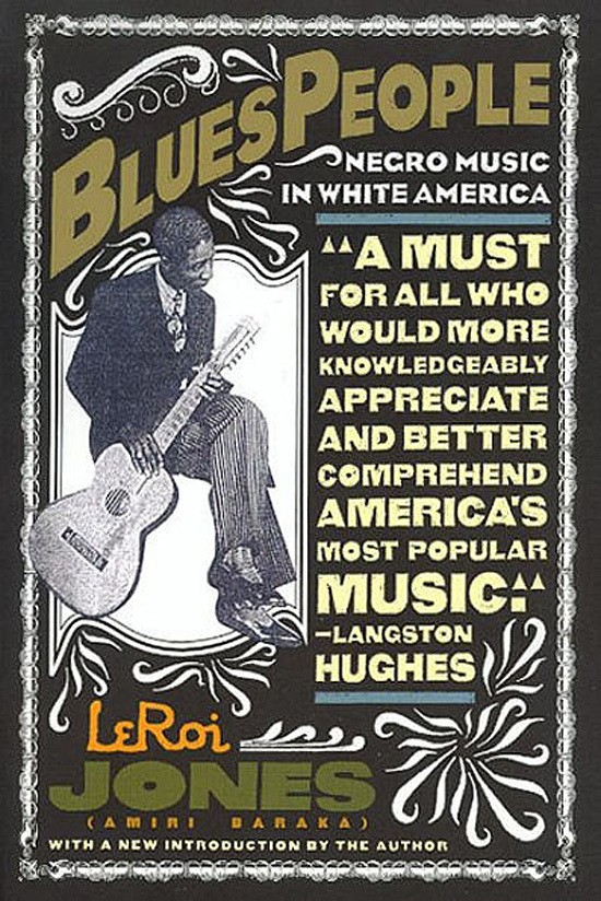 Bookcover: Blues People