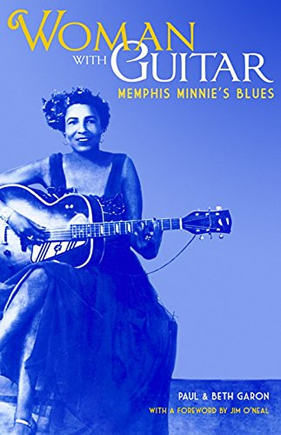 Bookcover: Woman with Guitar: Memphis Minnie