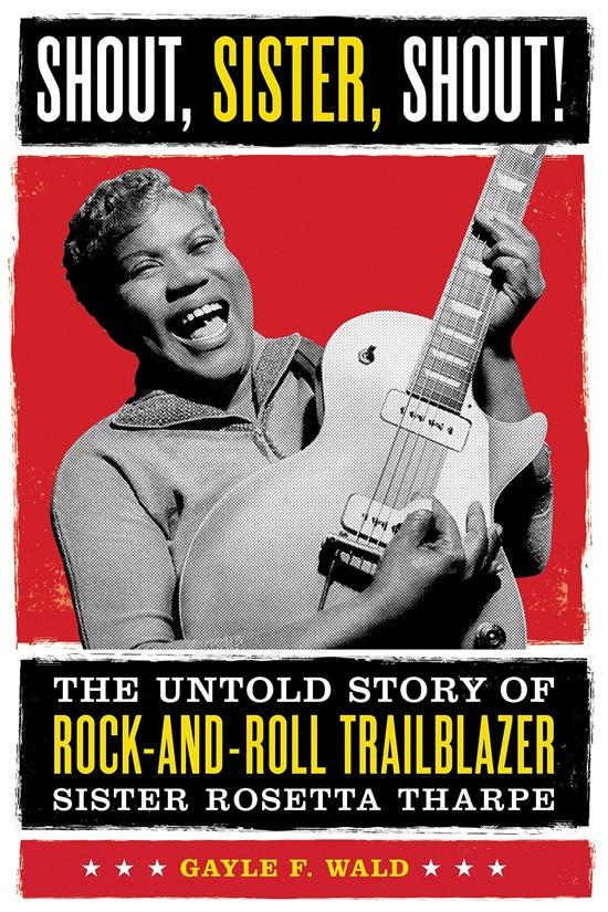 Bookcover: Shout Sister Shout