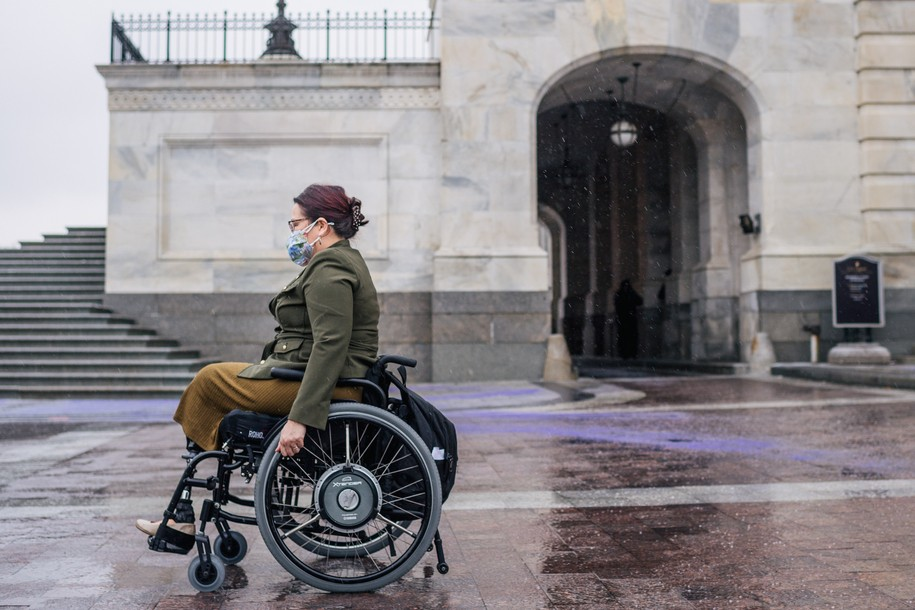 Conservative news outlets and Fox News attack veteran Sen. Duckworth for disability tax break