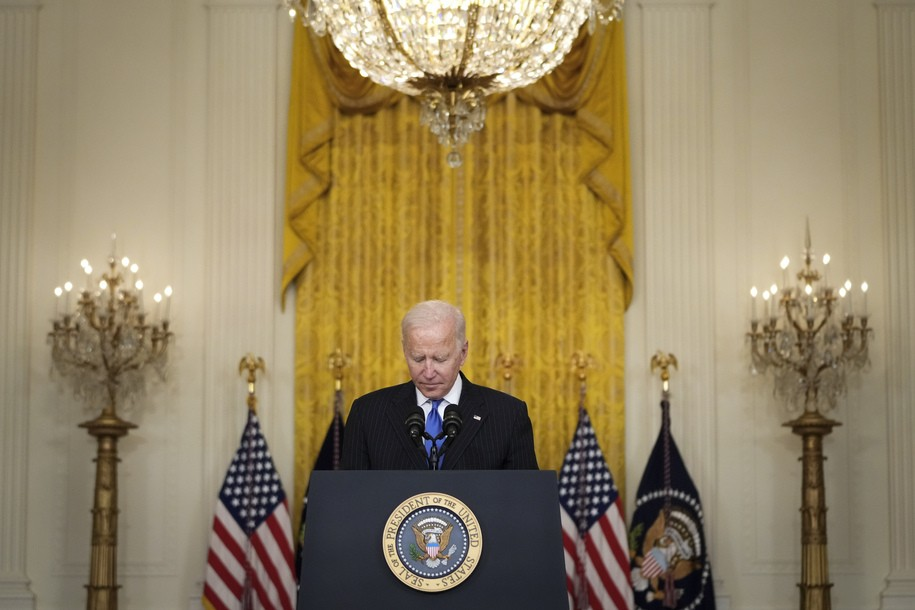 Biden pledged to end for-profit detention. So why is a closed private prison reopening as ICE jail?