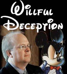 willful deception
